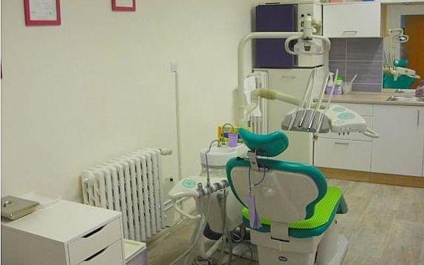 Kompletní péče o zuby díky dentální hygieně včetně AirFlow4