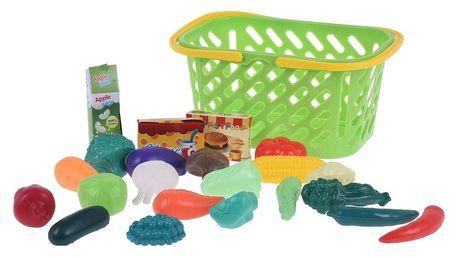 Koopman Dětský hrací set Jdeme nakupovat, zelená