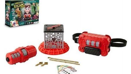 Escape Room Junior Uniková hra na baterie v krabici 38x27x9cm