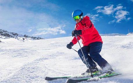 Lyžování v Itálii - Dolomiti Superski se skipasem v ceně