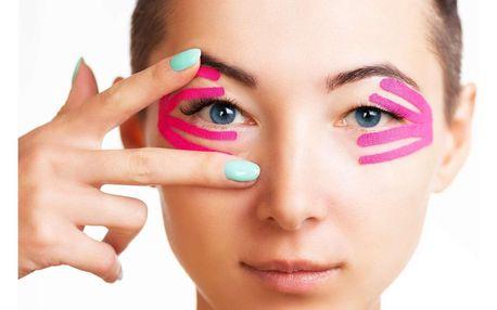 Estetické tejpování obličeje nebo prsou Thani Spa