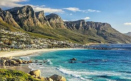 Jihoafrická republika letecky na 8 dnů, strava dle programu