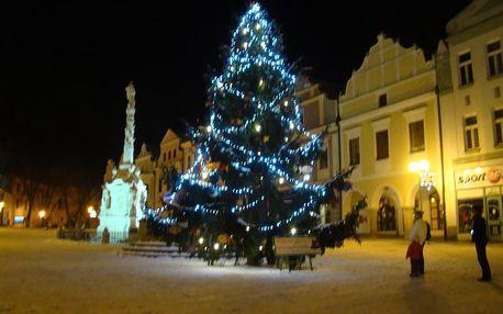 Adventní víkend s prohlídkou třeboňského zámku v Třeboni