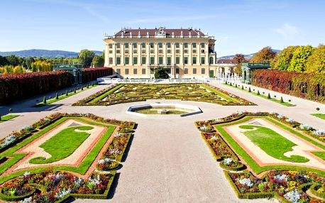 První jarní den ve Vídni: po stopách Habsburků