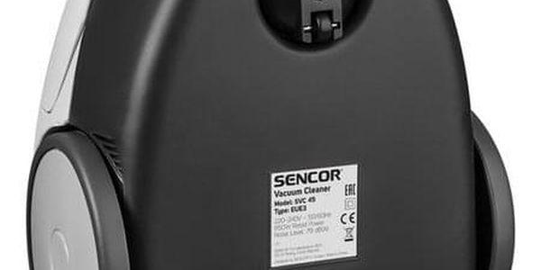 Podlahový vysavač SENCOR SVC 45RD-EUE33