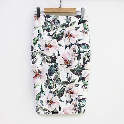 Dámská sukně - 1-velikost č. 4 - dodání do 2 dnů