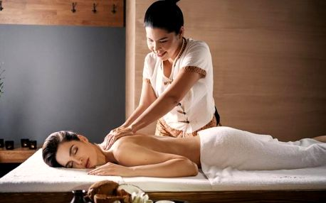 Thajská aromaterapeutická masáž