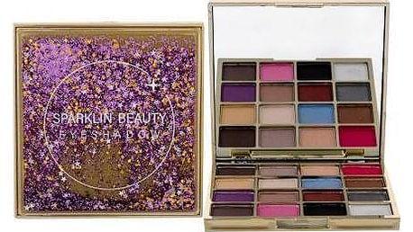 2K Sparklin Beauty 14,72 g paletka očních stínů pro ženy
