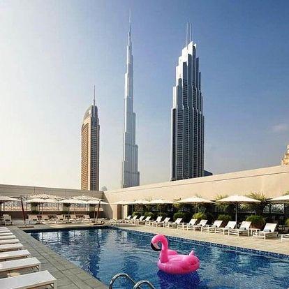 Spojené arabské emiráty - Dubaj letecky na 8 dnů