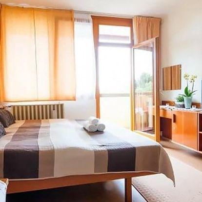 Lázeňské Maďarsko v hotelu Bükfürdö s autobusem - apartmán A