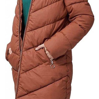 Kabát Moodo Z-KU-3011 ginger XL