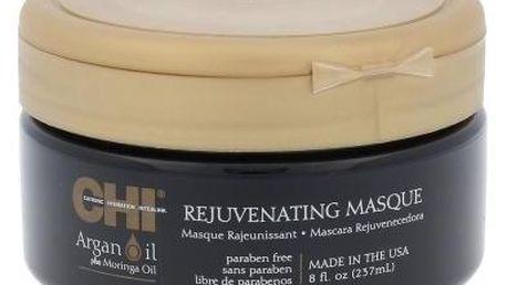 Farouk Systems CHI Argan Oil Plus Moringa Oil 237 ml maska pro všechny typy vlasů pro ženy