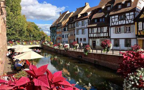 Romantické kouzlo Alsaska – kraje vína
