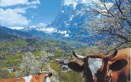 Kouzlo švýcarských Alp – švýcarská nej..., Centrální Švýcarsko