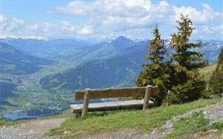 Kouzlo vrcholů Kitzbühlerských Alp