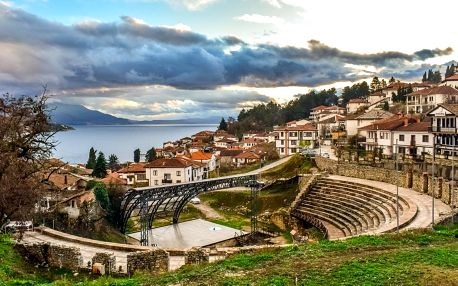 Albánie a Makedonie - balkánské drahokamy