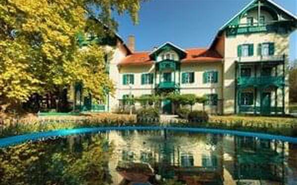 Slovinské termály Dobrna a víno