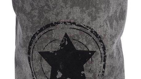 Emako Koš na prádlo, kontejner - 60 l, barva šedá