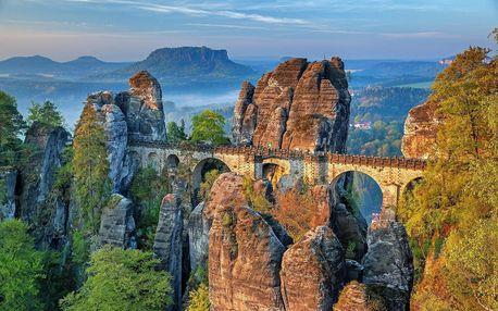 Pohádková krása Česko – saského Švýcarska