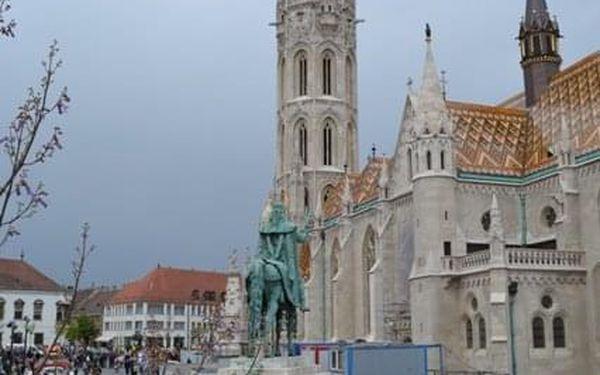 Bratislava, Budapešť a termální láně, autobusem, polopenze2