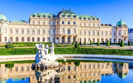 Poznejte Vídeň: ubytování, jídlo i procházky