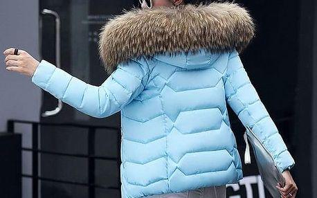 Dámská bunda na zimu Nela - více barev - dodání do 2 dnů