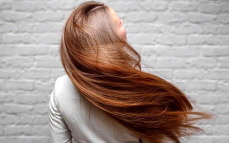 Brazilský keratin se střihem pro všechny délky vlasů