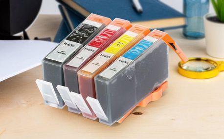 Kompatibilní náplně do tiskáren HP: 2 varianty