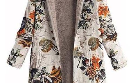 Kabátová mikina Lenila - dodání do 2 dnů