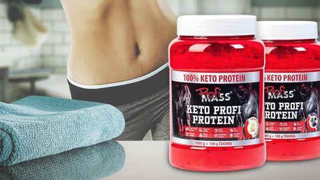 Keto Profi Protein: doplněk k redukci tuků