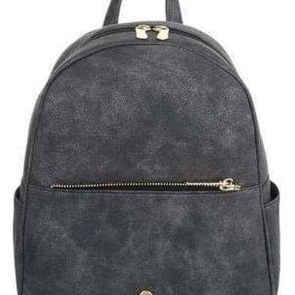 Dámský černý batoh Hodor 1092