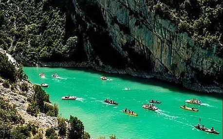 5 denní poznávací zájezd - Čarovné Provence - Marseille, Cannes, Monako a největší kaňon Evropy