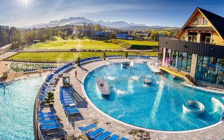 Aquapark Chocholowskie Termy na jaro 2020