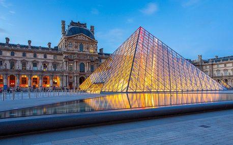 Paříž - to nejlepší v jednom dni, Île-de-France
