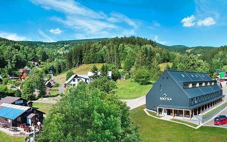 Aktivní pobyt v Krkonoších: pěkné apartmány