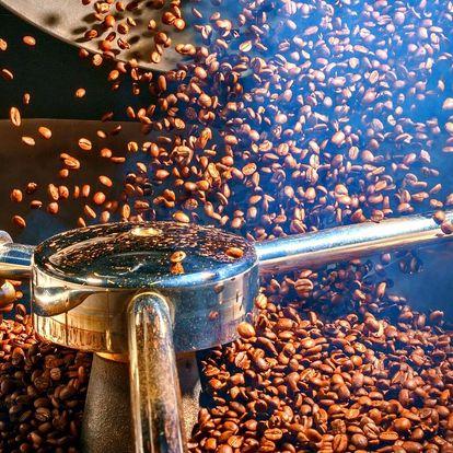 Exkurze do pražírny kávy včetně ochutnávky