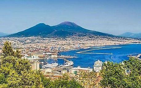 Itálie - Řím autobusem na 5 dnů, strava dle programu