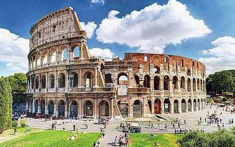 Itálie - Florencie letecky na 4 dny, snídaně v ceně