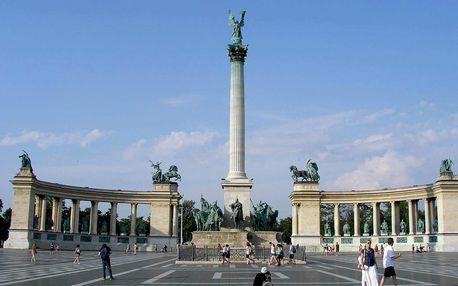 Budapešť, lázně a Velikonoce ve skanzenu Szentendre, Budapešť a okolí