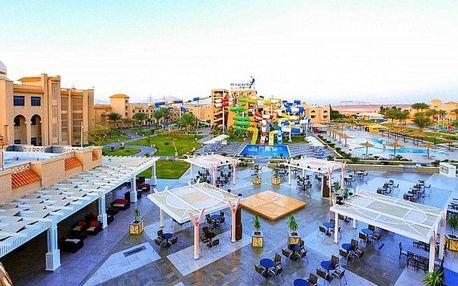 Egypt - Hurghada letecky na 8 dnů, all inclusive