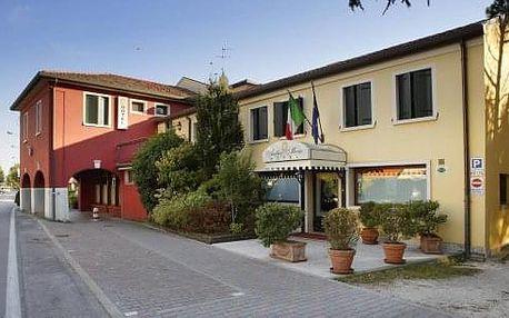 Benátky: pobyt v romantickém hotelu Antico Moro pro dvě osoby