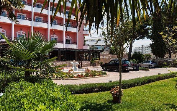 Hotel MIRAMARE, Chorvatsko, Severní Dalmácie, Vodice, Severní Dalmácie, letecky, snídaně v ceně2
