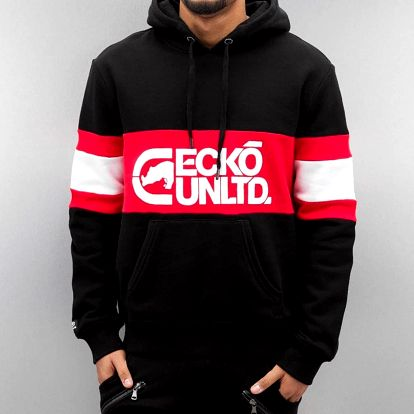 Ecko Unltd. / Hoodie Flagship in black XL