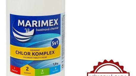 Marimex | Marimex Chlor Komplex Mini 5v1 0,9kg - sada 2 ks | 19900048