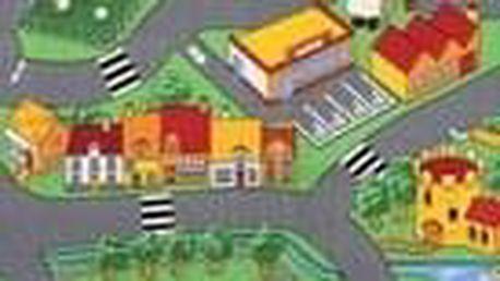 Bytový koberec Little Village 90 šíře 3m