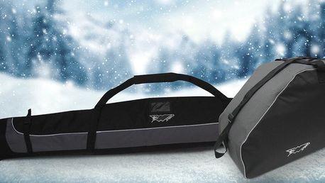 Obaly na lyže a lyžařské boty značky Wehncke