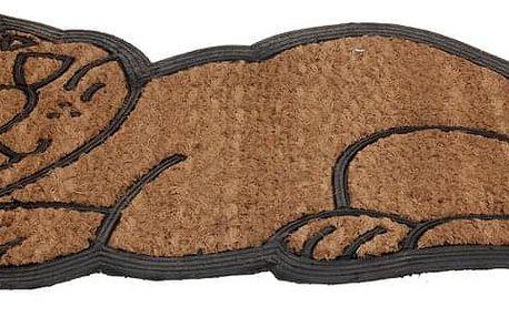 Rohožka CAT, kokosové vlákno, 45x75cm, Emako