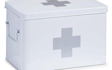 Skříňka na léky v bílé barvě, 32 x 20 x 20 cm, ZELLER