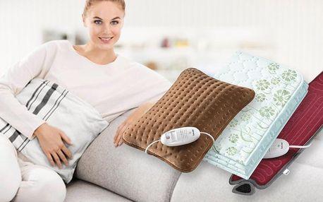 Vyhřívací deky a polštářky Beurer