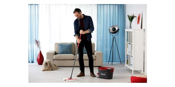 Vileda Easy TURBO Wring & Clean mop3